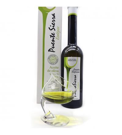 Aceite de Oliva Virgen Extra cosecha temprana Ecológico